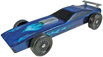 Pinewood Derby- Pinewood Derby Cars, Speed Tips and Car Design ...