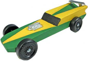 Accessories For Your Pinewood Derby Car - Derby cars