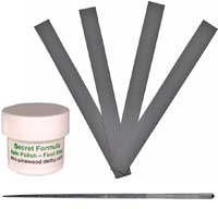 Axle Polishing Kit