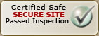 Certified Safe Site