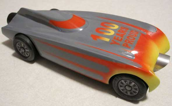 Pinewood Derby Car Parts