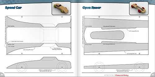 pics photos pinewood derby car designs free templates