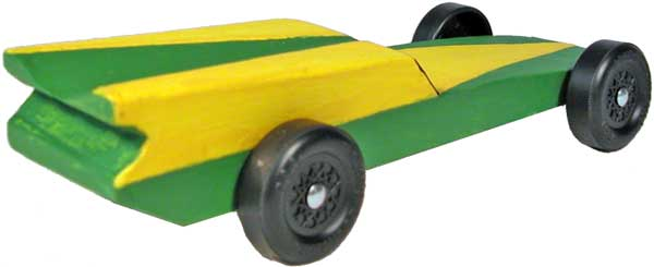 The Hornet Pinewood Derby Car Design – Pinewood Derby Template