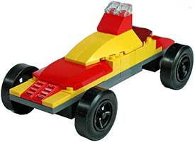 Build Lego Cars And Race Them