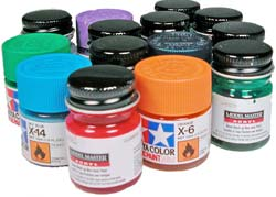 Paints for Pinewood Derby Cars