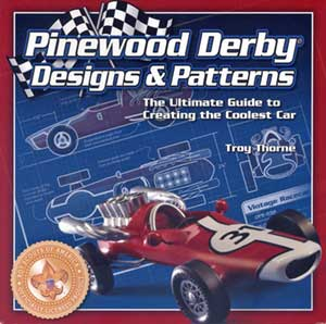 Pinewood Derby Designs and Patterns