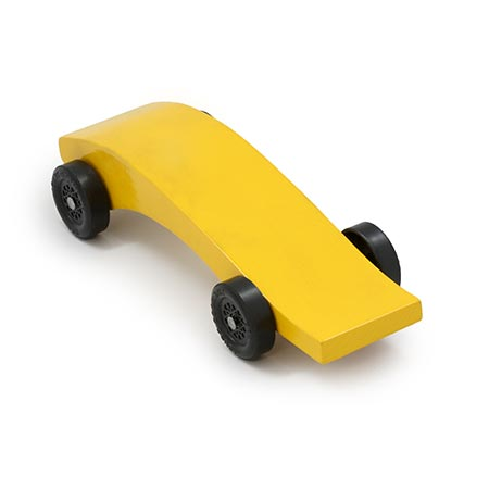Python Completed Car For Pinewood Derby Cars 820538007094 Ebay