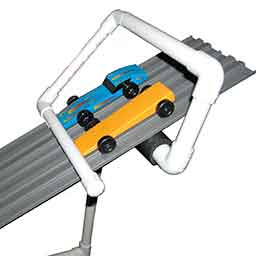 LEGO Car Starting Gate