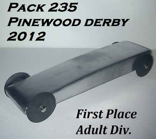 Pinewood Derby Wheels